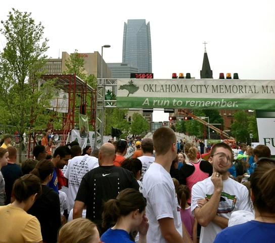 Marathon OKC
